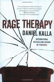 Book Cover for RAGE THERAPY