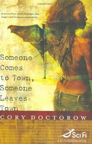 Book Cover for SOMEONE COMES TO TOWN, SOMEONE LEAVES TOWN
