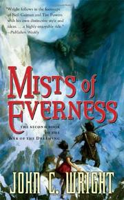 Cover art for MISTS OF EVERNESS