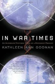 Cover art for IN WAR TIMES
