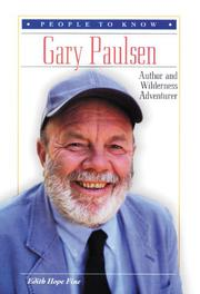 Cover art for GARY PAULSEN