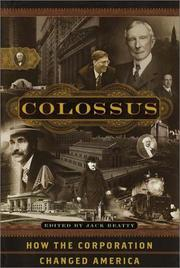 Cover art for COLOSSUS