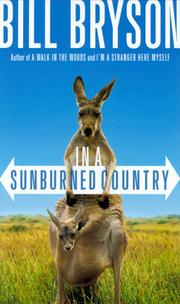 Cover art for IN A SUNBURNED COUNTRY