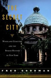 Cover art for THE SECRET CITY