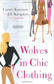 Cover art for WOLVES IN CHIC CLOTHING
