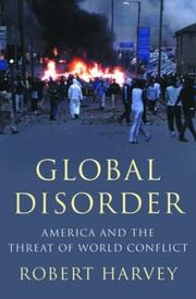 Cover art for GLOBAL DISORDER