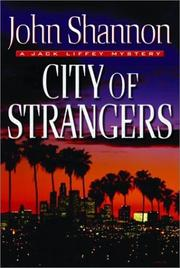 Cover art for CITY OF STRANGERS