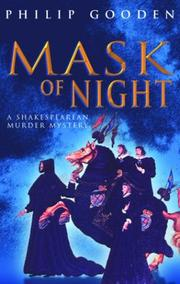 Cover art for MASK OF NIGHT