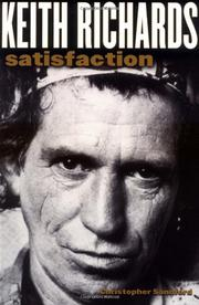 Book Cover for KEITH RICHARDS