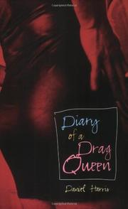 Cover art for DIARY OF A DRAG QUEEN