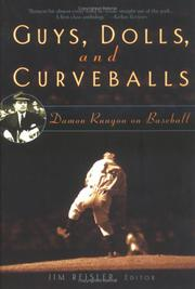Cover art for GUYS, DOLLS, AND CURVEBALLS