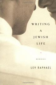 Cover art for WRITING A JEWISH LIFE