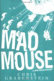 Cover art for MAD MOUSE