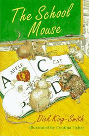 Cover art for THE SCHOOL MOUSE