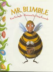 Book Cover for MR. BUMBLE