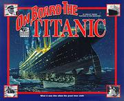 Book Cover for ON BOARD THE TITANIC
