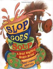 Cover art for SLOP GOES THE SOUP