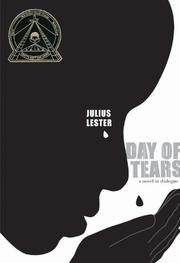 Book Cover for DAY OF TEARS