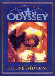 Cover art for TALES FROM THE ODYSSEY