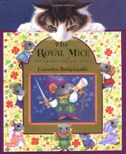 Cover art for THE ROYAL MICE