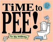 Cover art for TIME TO PEE!