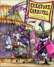 Book Cover for CREATURE CARNIVAL