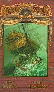 Cover art for ESCAPE FROM THE CARNIVALE