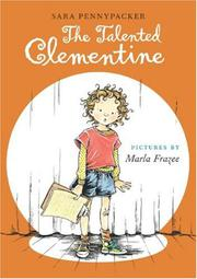 Cover art for THE TALENTED CLEMENTINE