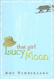 Cover art for THAT GIRL LUCY MOON