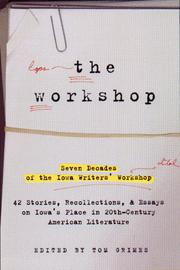Cover art for THE WORKSHOP