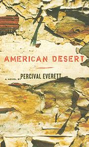 Cover art for AMERICAN DESERT