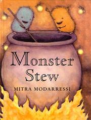Cover art for MONSTER STEW
