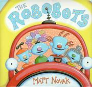 Cover art for THE ROBOBOTS