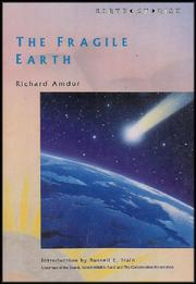 Cover art for THE FRAGILE EARTH