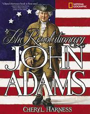 Cover art for THE REVOLUTIONARY JOHN ADAMS