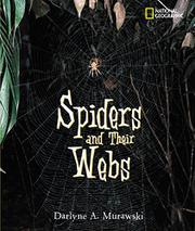 Book Cover for SPIDERS AND THEIR WEBS