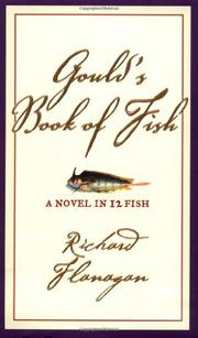 Cover art for GOULD'S BOOK OF FISH