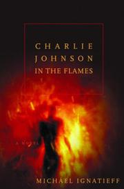 Cover art for CHARLIE JOHNSON IN THE FLAMES