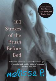 Cover art for 100 STROKES OF THE BRUSH BEFORE BED