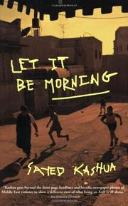Book Cover for LET IT BE MORNING
