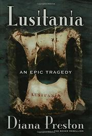 Cover art for LUSITANIA