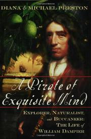 Cover art for A PIRATE OF EXQUISITE MIND