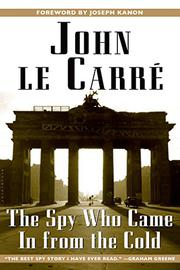 Cover art for THE SPY WHO CAME IN FROM THE COLD