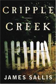 Book Cover for CRIPPLE CREEK