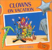 Cover art for CLOWNS ON VACATION