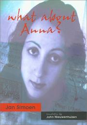 Cover art for WHAT ABOUT ANNA?
