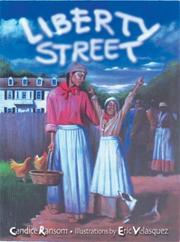Cover art for LIBERTY STREET