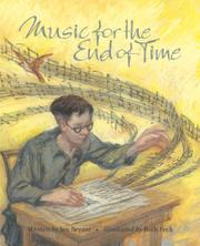 Cover art for MUSIC FOR THE END OF TIME