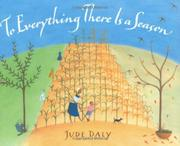 Cover art for TO EVERYTHING THERE IS A SEASON