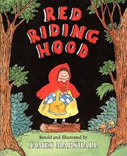 Cover art for RED RIDING HOOD